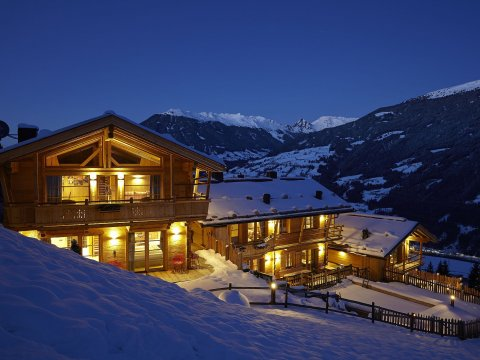Hochleger Luxury Chalet Resort